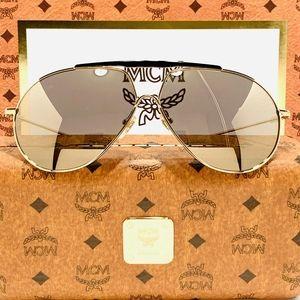 MCM Luxury Aviator Sunglasses Style 114